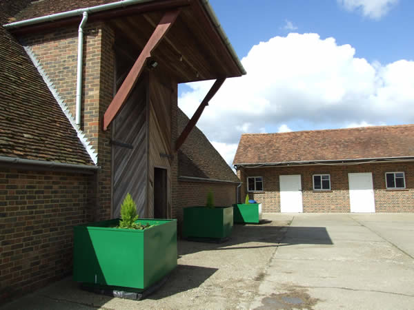 Kentish barn and stables
